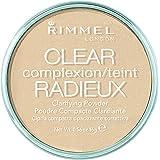 Rimmel London Clear Complexion Clarifying Powder, Transparent, 16 g