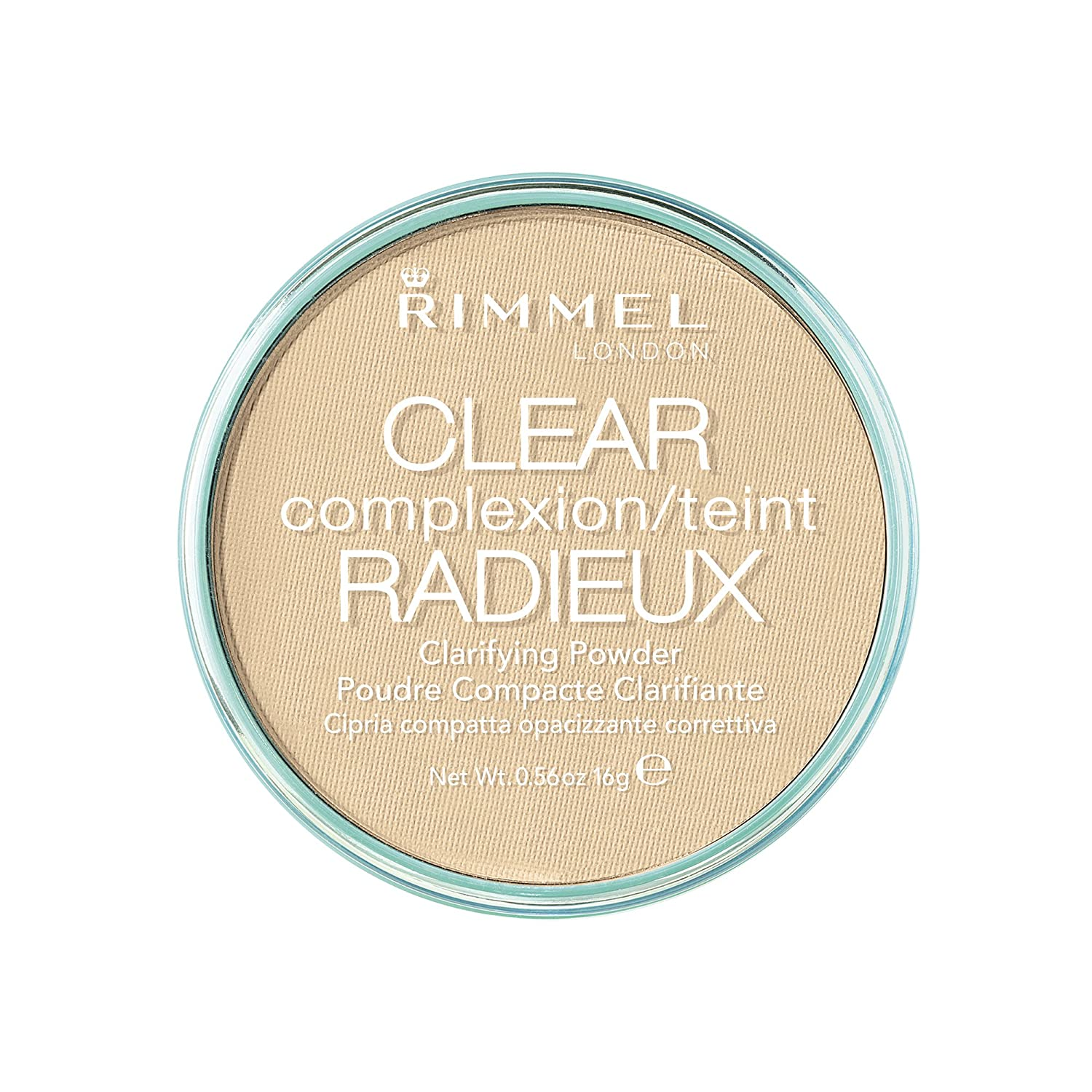 Rimmel London - Clear Complexion Pressed Powder Coty 34003043021