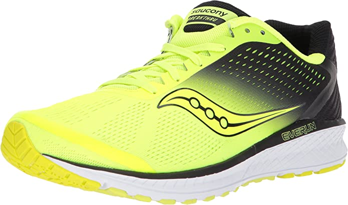 Saucony Men's Breakthru 4 Running Shoe review