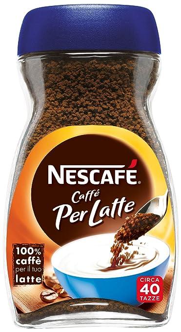 38 opinioni per NESCAFÉ PERLATTE Caffè solubile barattolo 100g
