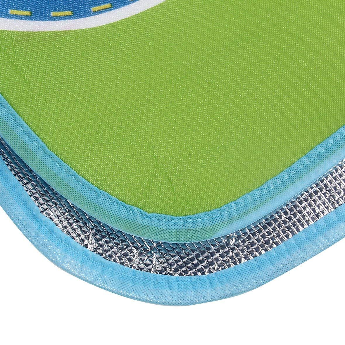 Tivolii Multi-color Flexible and Soft Hygienic and Safe For Kid Play Toy Creeping Mat Children in Developing Carpet Baby In Foam Rug