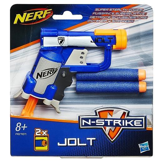 147 opinioni per Nerf A0707EU6 N-Strike Elite Jolt, Giocattolo, multicolore