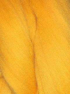 Frozen Blue Wool Top Roving Fiber Spinning Felting Crafts USA 8oz