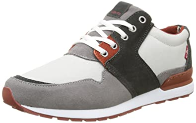 Levi's Ny Runner, Herren Sneakers, Grau (154), 40 EU: Amazon