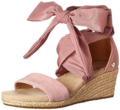 a2151e41de2 UGG Damen Sandale - Sandaletten Trina 1099693 W/PDW Pink, EU 40 ...