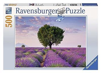 Ravensburger Puzzle Im Herzen Südfrankreichs Erwachsenenpuzzle Premium 500 Teile Puzzles