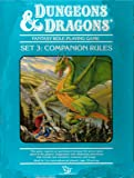 Dungeons & Dragons Fantasy Role-Playing Game - Set 3: Companion Rules