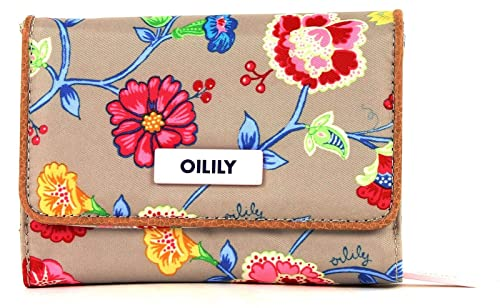 Oilily Classic Ivy S Wallet Caffe Latte Monedero: Amazon ...