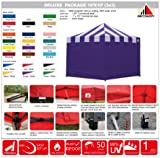 ABCCANOPY Canopy Tent Canopy 10x10 Pop Up
