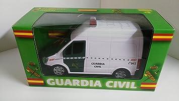 De Civil Metal Metalico Coche 128Furgon Guardia FKcTl1J