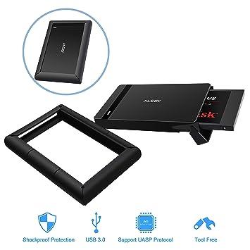 Disco Duro externo Alcey 2.5 USB 3.0 de alta velocidad y a prueba ...