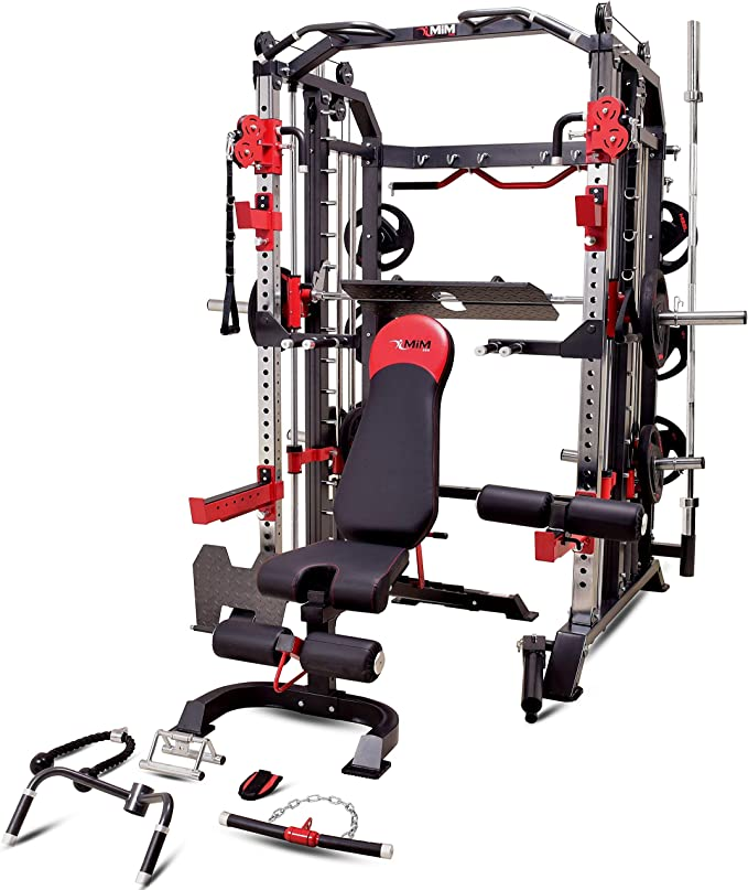 What To Look For When Purchasing A Smith Machine