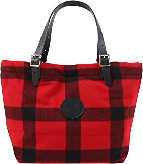 product image for Duluth Pack Market Tote (Wool Classic)