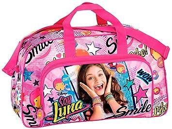 Soy Luna_53213_Bolsa Escolar: Amazon.es: Equipaje