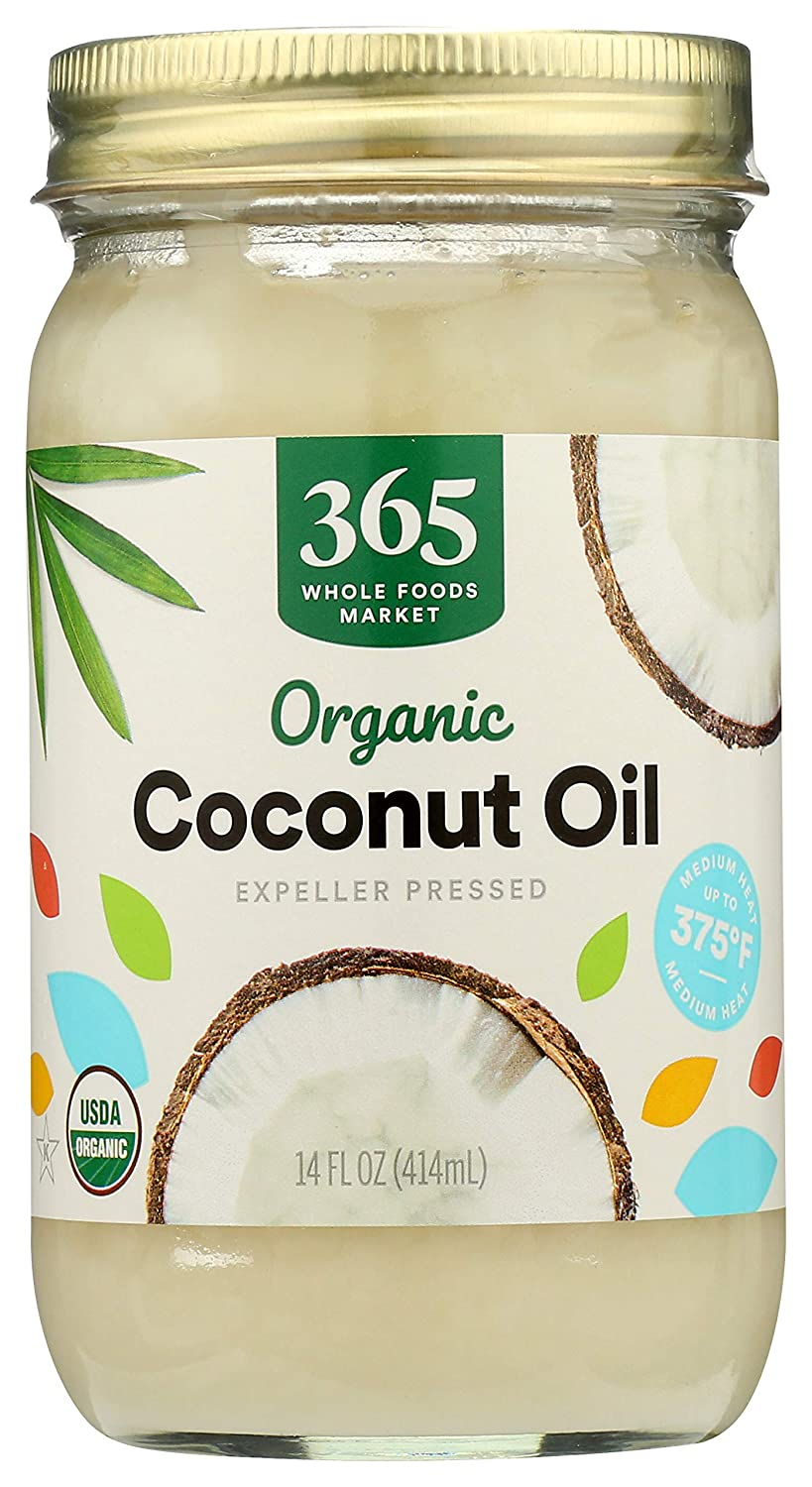 365 Every Day Value Organic Coconut Oil Image
