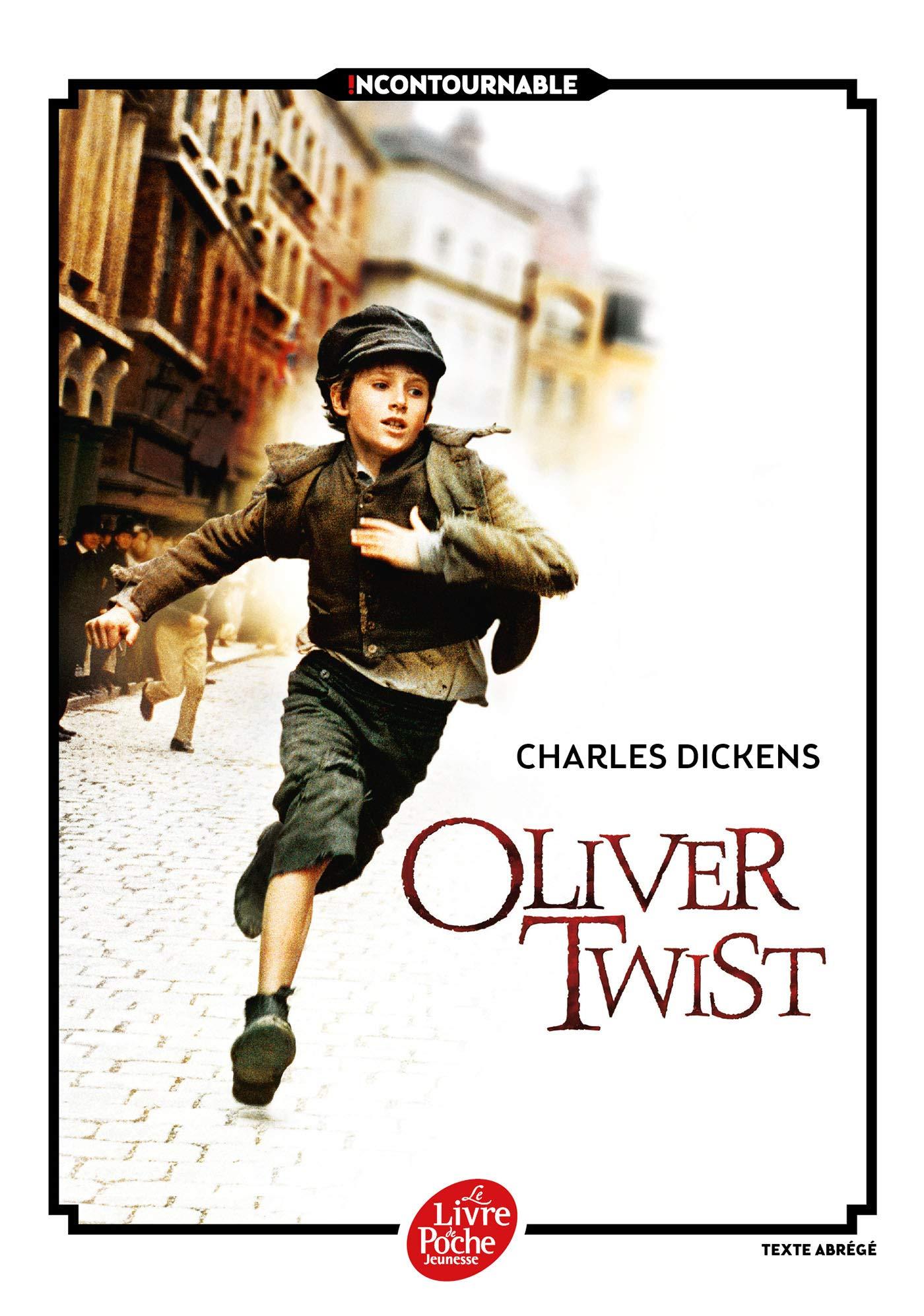 Oliver Twist Texte Abrege Dickens Charles Fremdsprachige Bücher