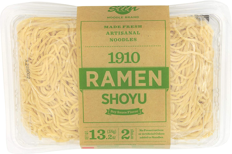 Sun Noodle Soup Ramen Mix Shoyu 12 8 Ounce Amazon In Grocery Gourmet Foods