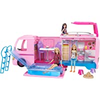 Barbie FBR34 - Dream Camper - Camping Car transformable