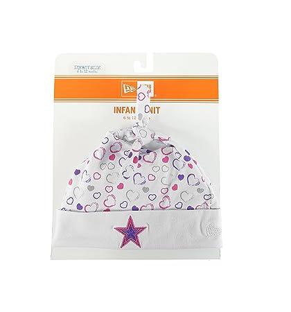 hot sale online 82bee 459f7 Amazon.com: New Era Cute Pink/white Dallas Cowboys New Born ...