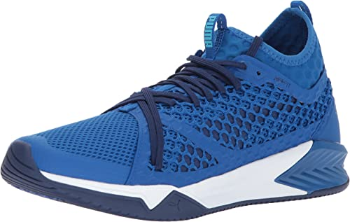 PUMA IGNITE XT NETFIT Athletic Training Shoes Black Mens
