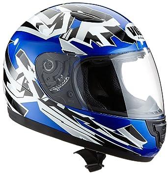 Protectwear Casco de moto de los niños azul SA03-BL Tamaño 2XS (juventud M