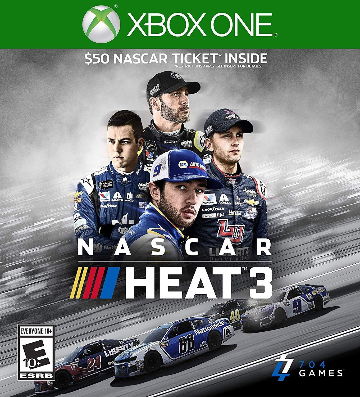 NASCAR Heat 3 for Xbox One: Amazon.es: Ui Entertainment: Cine y ...