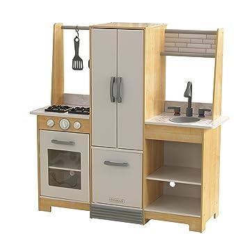 High Quality Kidkraft Cocina De Juguete Modern Day De Madera Con Ez Kraft Assembly  Multicolor (53423: Amazon.es: Juguetes Y Juegos