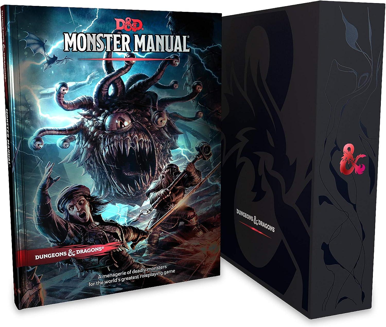 Dungeons & Dragons- Set de Regalo (Wizards of The Coast FEA31ECD4): Amazon.es: Juguetes y juegos