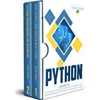 PYTHON: 2 BOOKS IN 1: Dive into Data Science and learn how to master Python Programming and other Coding Languages in…