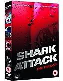 Shark Attack - The Trilogy (3 slimlines) [DVD]