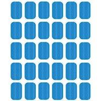 NewL 30 stks Abs Trainer Vervanging Gel Sheet Abdominale Toning Riem Spier Toner Ab Trainer Accessoires Gel Sheets Voor…
