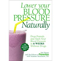 Lower Your Blood Pressure Natually