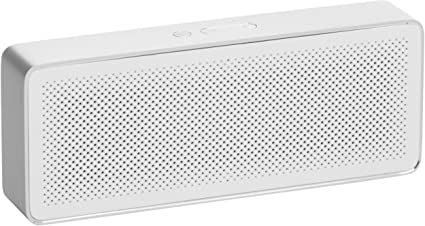 Qualified Original Xiaomi Mi Bluetooth Speaker Basic 2 Square Box 2 Stereo Portable Bluetooth 4.2 Hd High Definition Sound Quality Play Portable Speakers