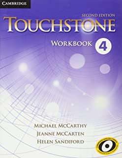 Amazon touchstone level 4 students book b book cd rom touchstone workbook level 4 fandeluxe Gallery