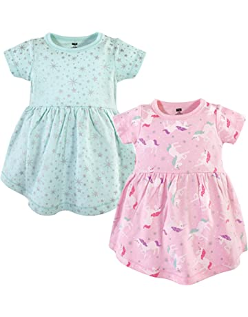 7239a4ef Hudson Baby Girl Cotton Dresses
