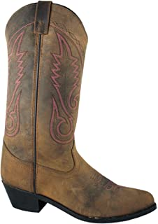 2e65832896c Amazon.com | Old West Boots Women's LF1529 | Mid-Calf