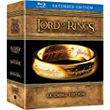 The Lord of the Rings: The Motion Picture Trilogy (Extended Edition) - The Fellowship of the Ring + The Two Towers + The Return of the King (6-Disc Box Set)