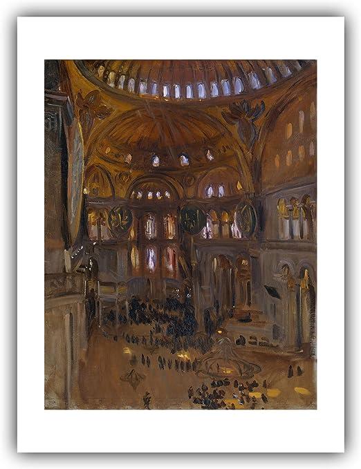 "Amazon.co.jp: John Singer Sargent : "" Santa Sofia "" ( c.1891 ..."