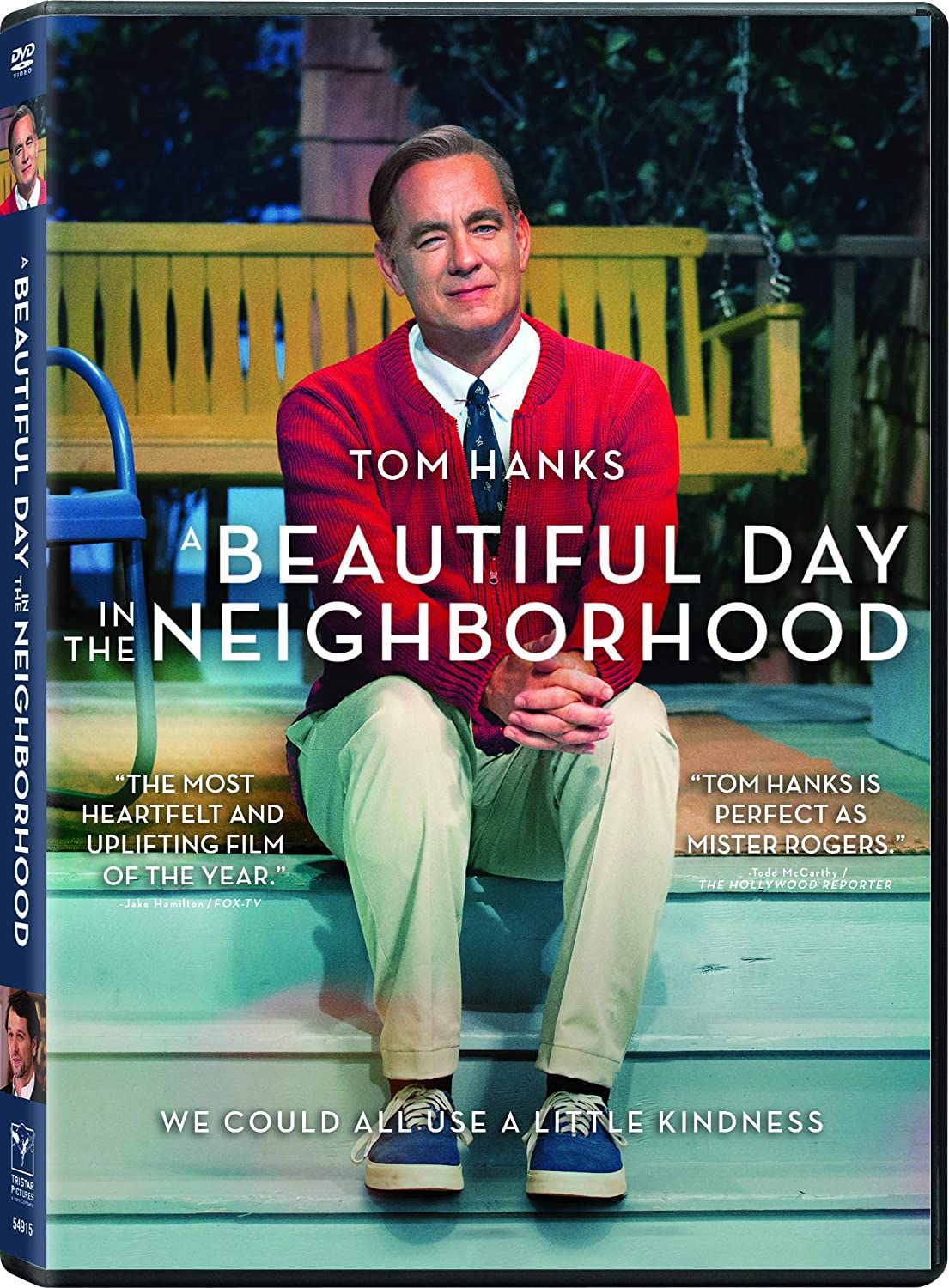 Amazon Com A Beautiful Day In The Neighborhood Tom Hanks Matthew Rhys Susan Watson Chris Cooper Christine Lahti Maryann Plunkett Enrico Colantoni Jessica Hecht Wendy Makkena Carmen Cusack Noah Harpster Tammy Blanchard Maddie