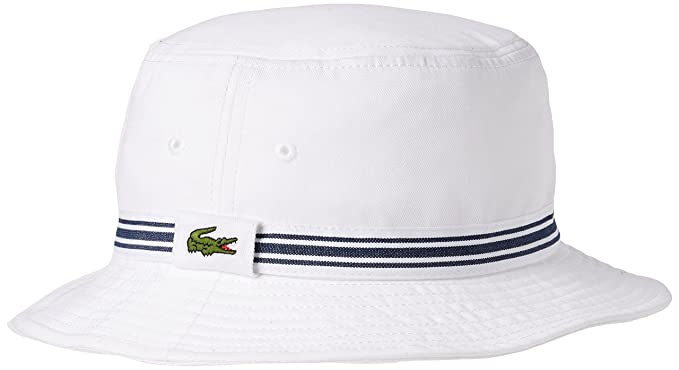 75a417398e257 Lacoste Men s RK3741 Bucket Hat