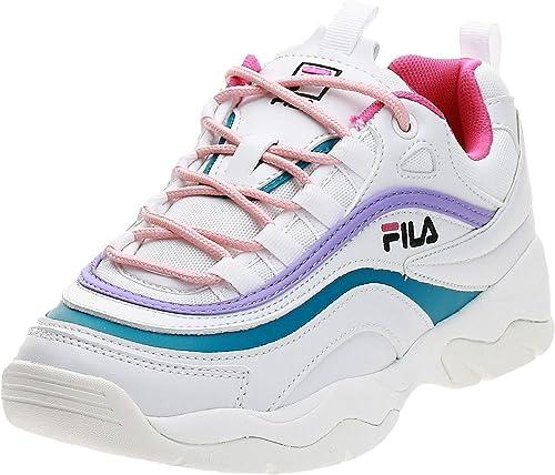 Fila Women Sneakers Ray Low White 37