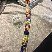 Dragonball Dragon Ball Z Lanyard Key Chain Set