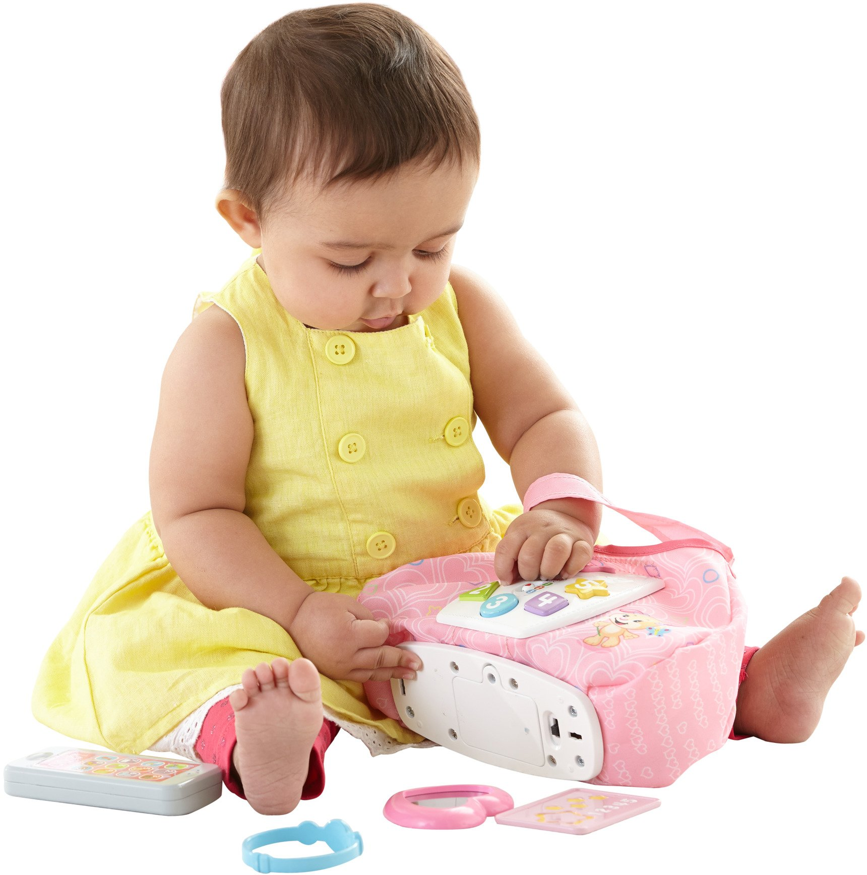 Fisher-Price Laugh & Learn Sis' Smart Stages Purse by Fisher-Price (Image #4)