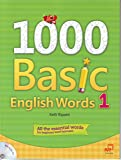 1000 BASIC ENGLISH WORDS 1 STUDENT BOOK WITH AUDIO CD