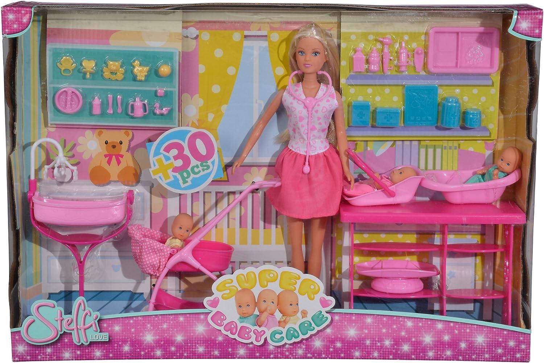 Simba 105733212Steffi Love Super Baby Care Accesorio para muñecas