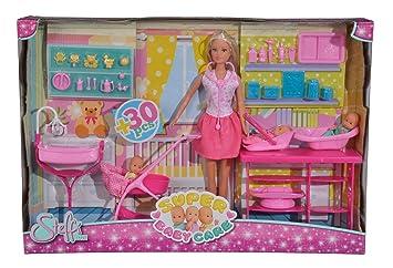 Simba 105733212 Steffi Love Super Baby Care Accesorio para muñecas