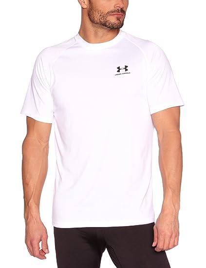 f4f0ecbb6 Amazon.com: Under Armour Tech HeatGear Short Sleeve T-Shirt: Sports ...