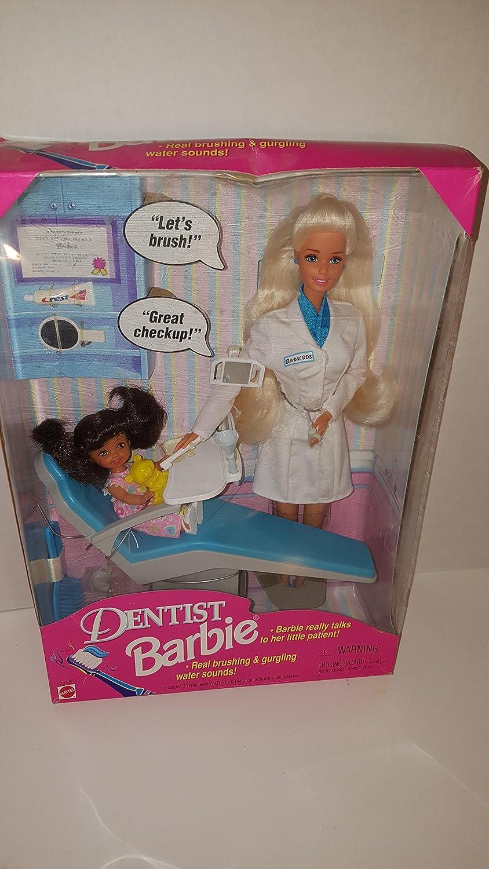 1997 Dentist Barbie by Mattel