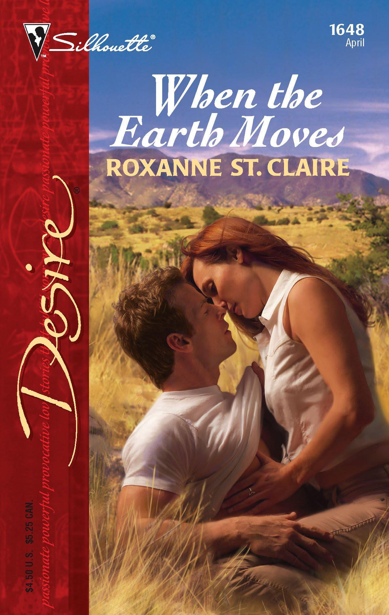 Download When the Earth Moves (Silhouette Desire No. 1648) ebook