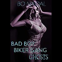 Bad Boy Biker Gang Ghosts: A Reverse Harem Paranormal Sex Story (English Edition)
